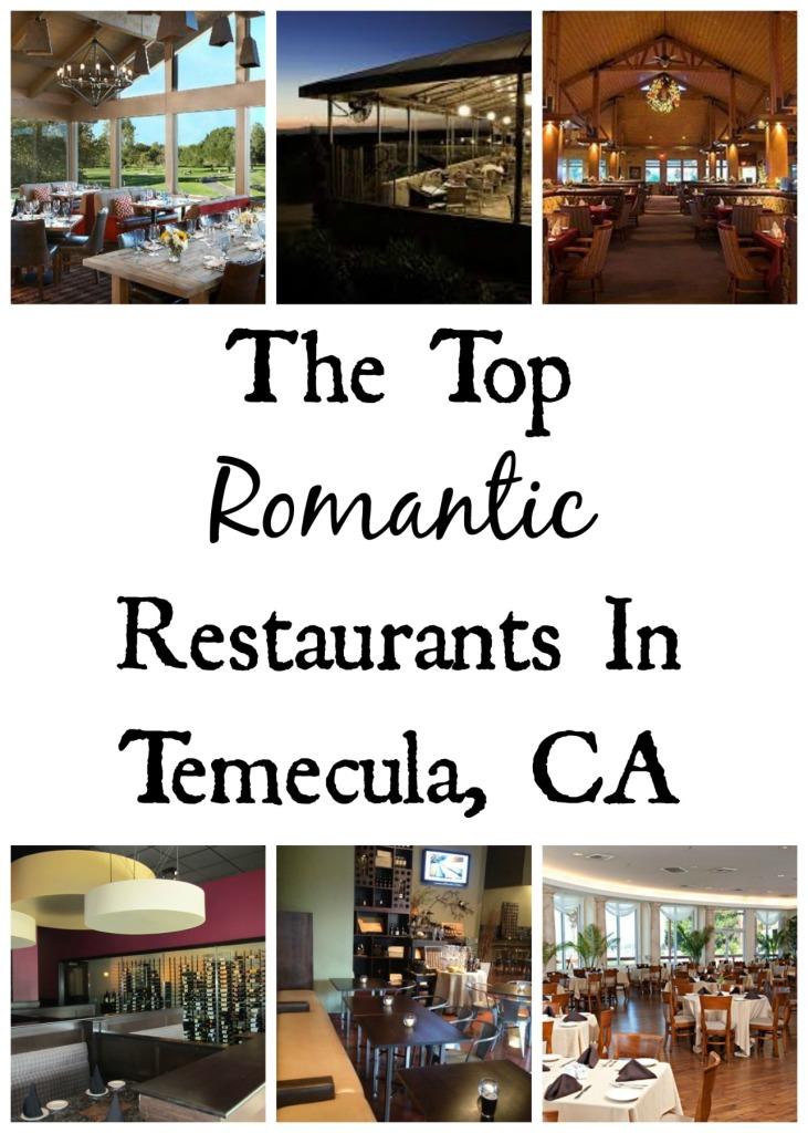 Top romantic restaurants in temecula ca nothing but room for Romantic restaurants in california