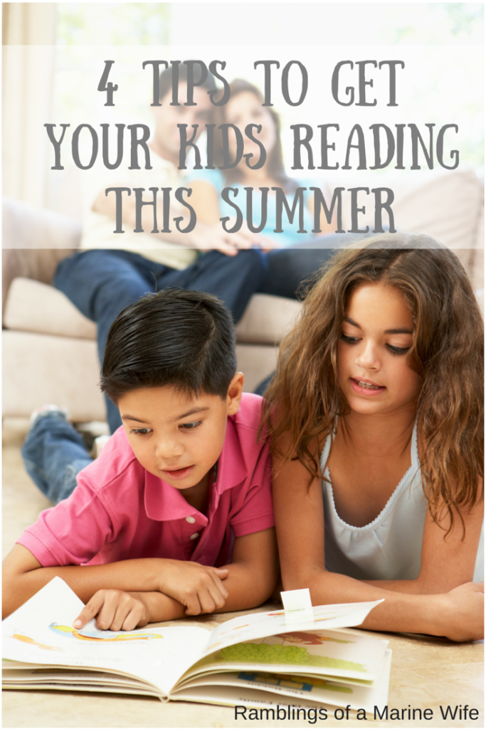 4 Ways To Get Your Kids Reading This Summer Nothing But Room