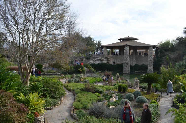 San Antonio Japanese Tea Garden Nothing But Room