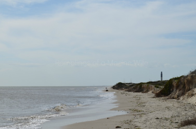 Fort Caswell And Oak Island Nothing But Room