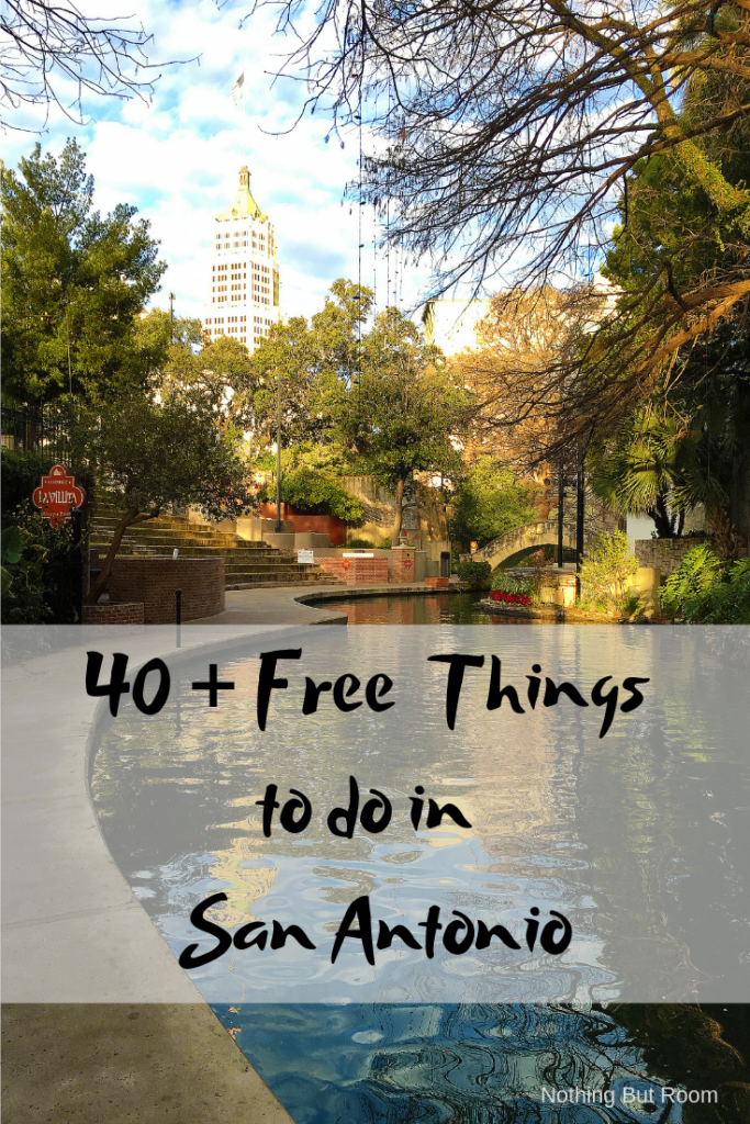 free things to do in san antonio